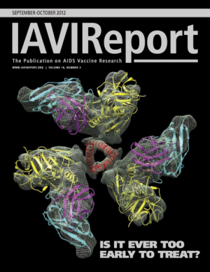 IAVI Report, September 2012